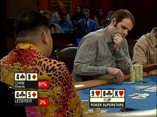 Poker Superstars Invitational Tournament. Season1. Episode 2