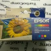 Картридж Epson T018 (цветной)
