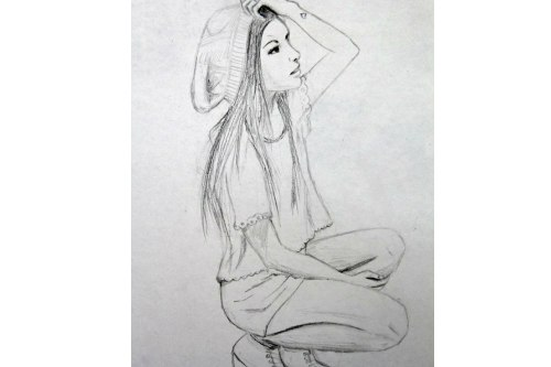 drawing ideas for teens - HD1536×1536