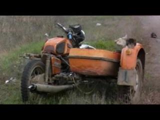Жестокие аварии на Совестких мотоциклах