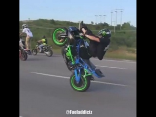 Подборка аварий на мотоциклах!..