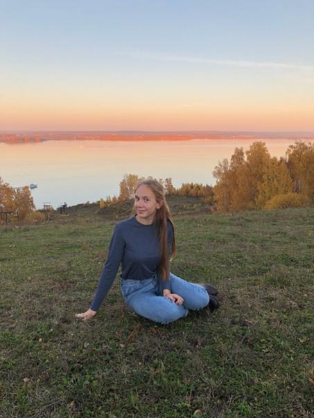 Виктория Трофимова, Иркутск, Россия