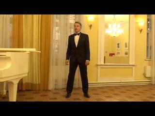 Ария Альфреда из оперы Верди Травиата