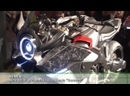 RIMINI_ Aldo Drudi presenta la sua Honda Burasca - 18 maggio
