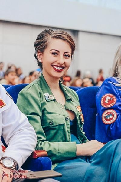 Даша Крылова