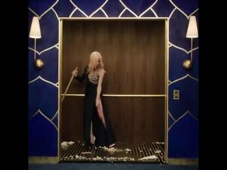 Вечеринка журнала «InStyle» и студии «Warner Bros», приуроченная к премии «Золотой Глобус», в Лос-Анджелесе, США ()