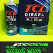 Моторное масло TCL Diesel 5W-30 DL-1