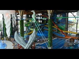 Один из лучших аквапарков России, аквапарк Н2О в Ростове-на-дону!