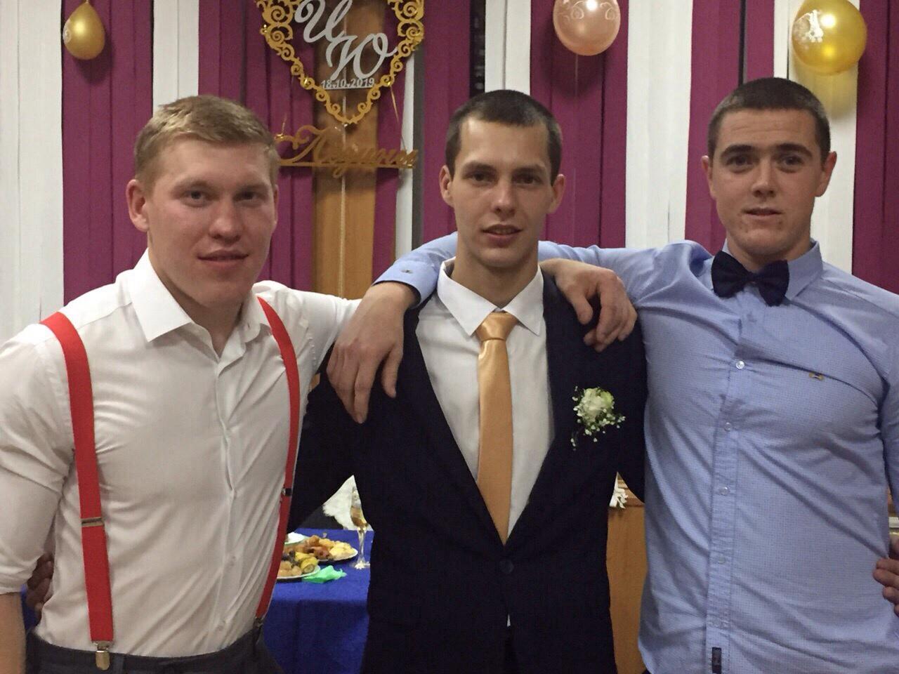 Александр, 23, Lubyany