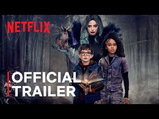 Ночные тетради - Официальный трейлер - Netflix