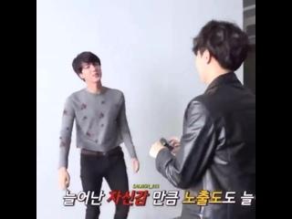 bringing back seokjin in a crop top incase you forgot