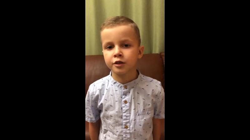 Видео от МБДОУ Детский сад № 17 Ласточка г Богородск