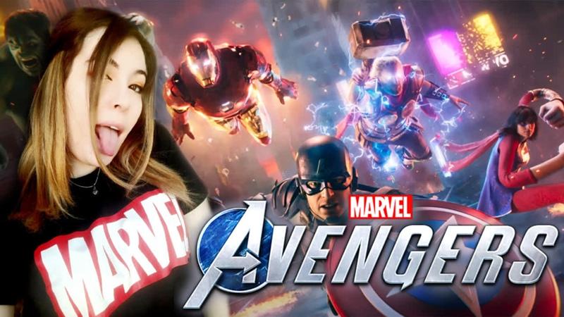 Марафон Marvel's Avengers ➤ Бежим к Финалу?   Собираем Команду Вновь #6
