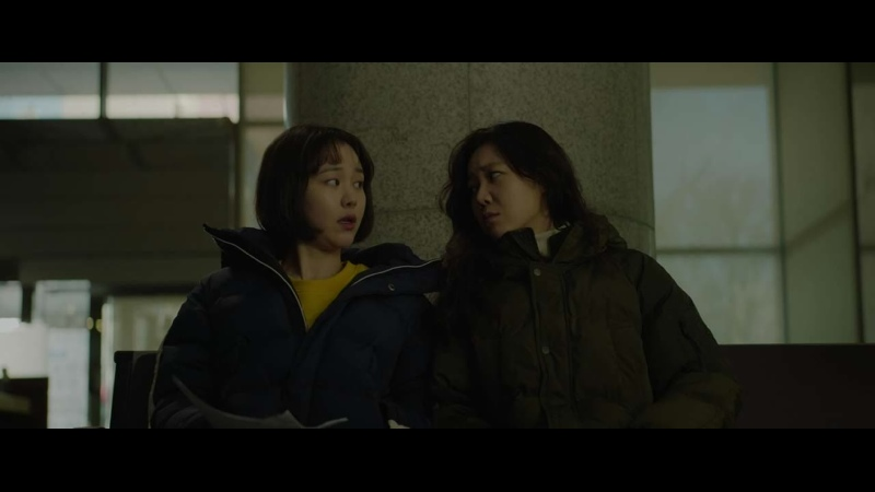 Дверной замок (2018) триллер