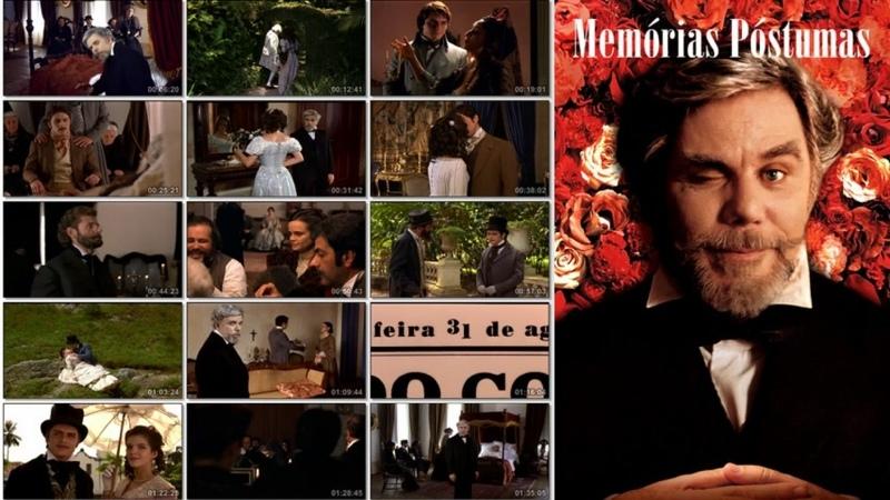 Memórias Póstumas 2001 1080p Nacional