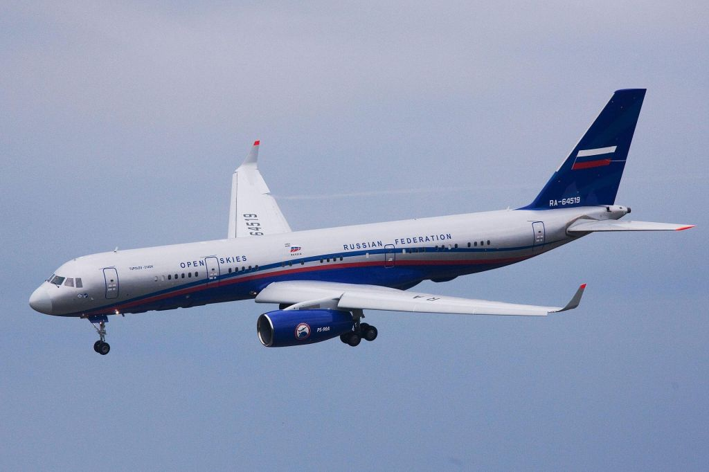 Вылетевший из Таганрога самолет «Открытого неба» проверил крымскую маскировку