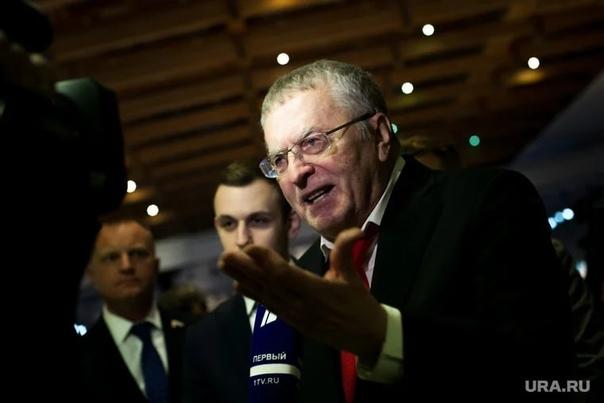 Жириновский заявил о пользе публичных домов 🙃