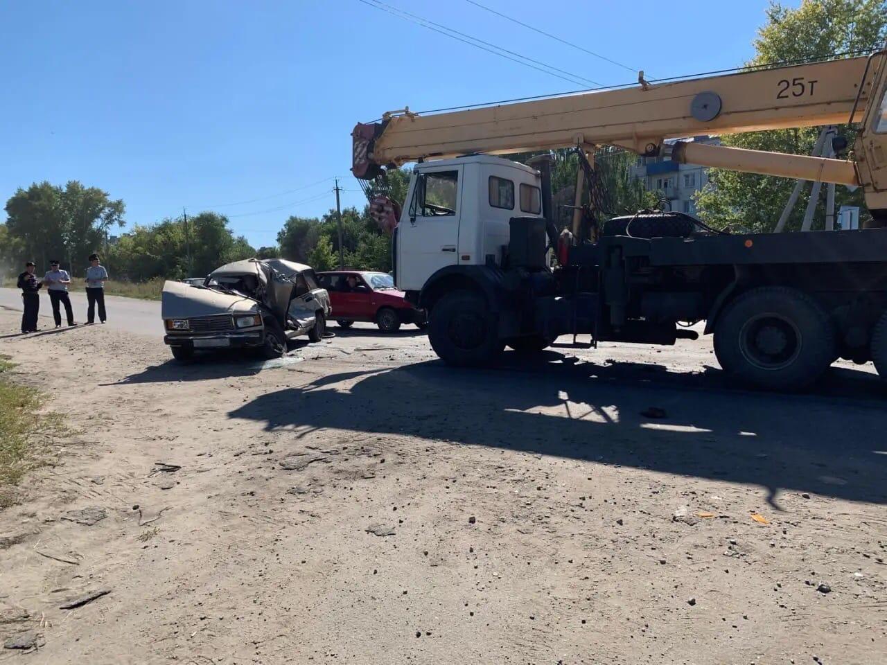 Осуждён водитель автокрана, по вине которого погибла женщина-водитель