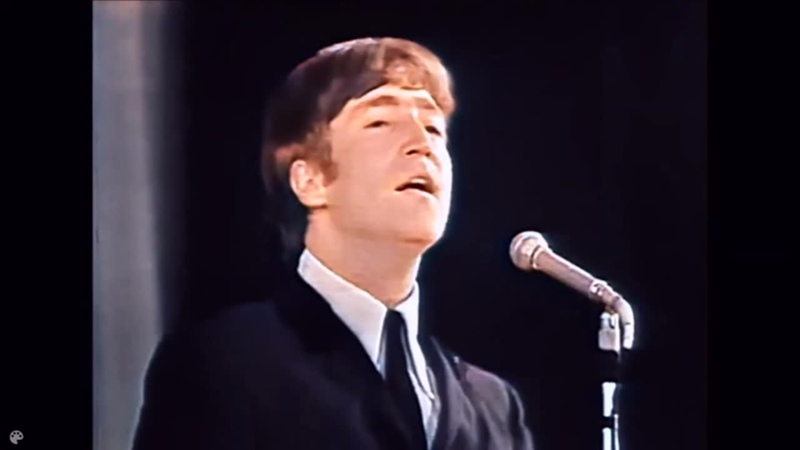 The Beatles 1963 11 04 Prince Of Wales Theatre London Royal Command Performance Colorized