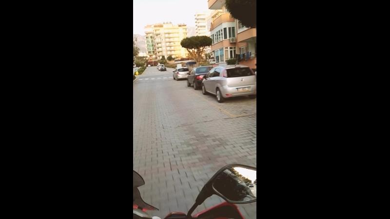 Monolena и Андрей в Турции