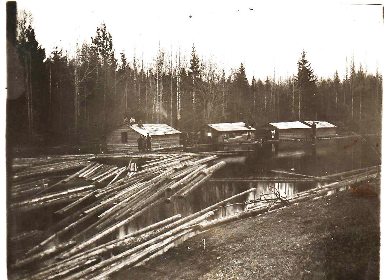 Ротковец (Коношский район), 1930-ый год, в районе