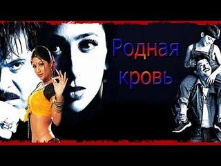 Родная кровь. Индийский фильм. 2002 год. В ролях:Анил Капур. Амриш Пури. Каришма Капур. Шилпа Шетти. Джагдип и другие.