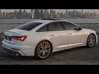 FINALLY! 2021 AUDI S6 TFSI 450HP - A PROPER S6 WITH NO FILTERS OR RESTRICTIONS - A BEAUTY! 4K
