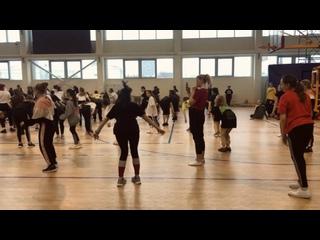 Winter Groove Dance Camp 2020 | Дмитрий Черкозьянов | HipHop Choreo