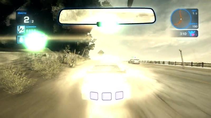 Blur 9 Show Down 7 Голливудские холмы поединок