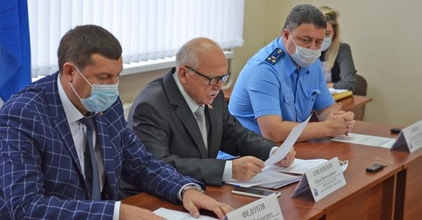 Отставка главы городского округа Жигулевск21 октяб...