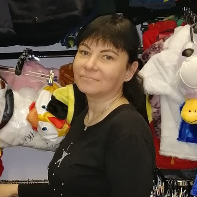 Наталья Акулиничева