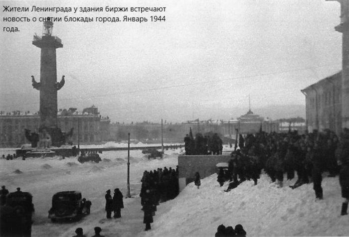 Блокада Ленинграда в годы Великой Отечественной войны, 1941-1945 гг., изображение №10