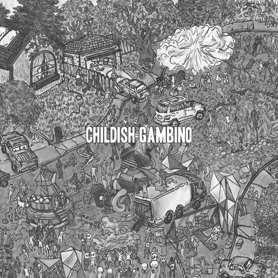 Childish Gambino album Culdesac