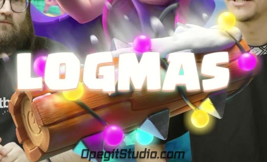 Название нового сезона «LOGMAS»: Новые эмодзи, будет 1
