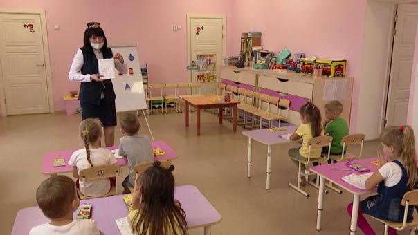 Около 300 специалистов дошкольного образования отм...