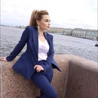 Фотография анкеты Анны Чеховой ВКонтакте