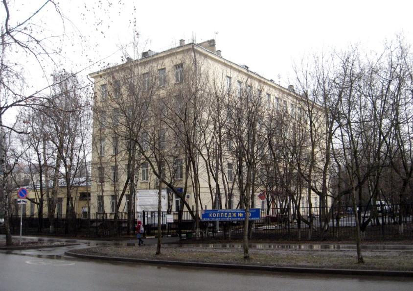 Москва, 5-я Парковая улица, 58 — Фото — Домофото
