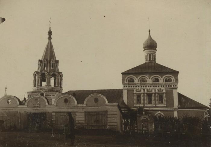 Николо-Зарядская церковь 1900-1910 г.г.