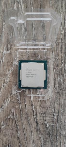 Продаю Процессор Intel Core i3-8100 в отличном сос...