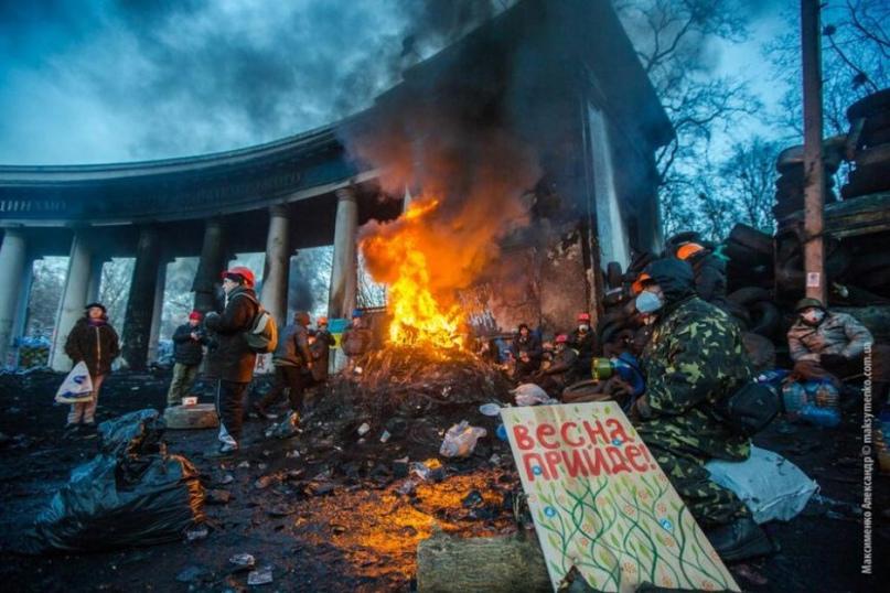 Более 40 человек погибли в здании, которое забросали «коктейлями Молотова»