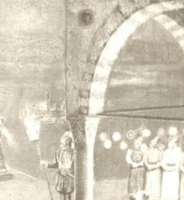 Ракеты XVI века: пилотируемые, многоступенчатые и с соплами, изображение №23