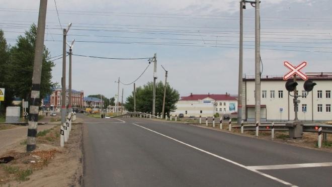 В Волжске установлен комплекс фотовидеофиксации на ЖД переезде