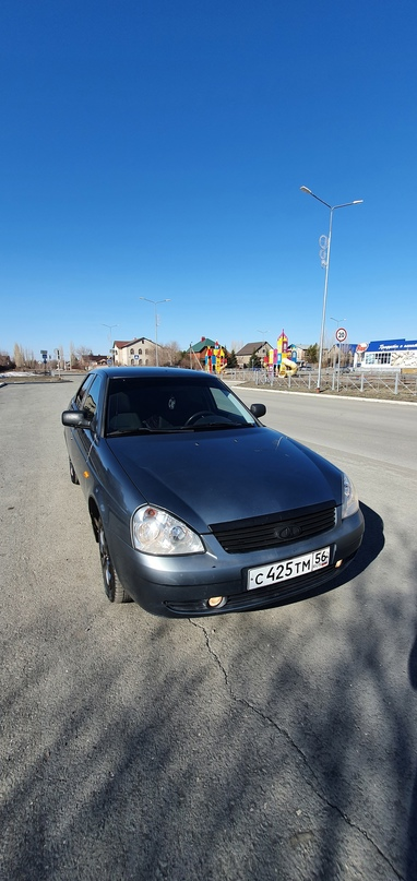 Купить Lada 2172 PRIORA 2011 г.в.  У авто 3 | Объявления Орска и Новотроицка №17936