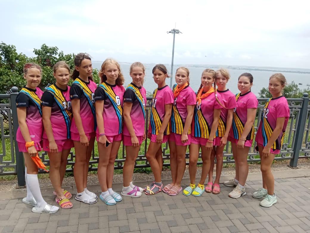 Волейбольная команда города Ирбита приняла участие в турнире по волейболу в Анапе