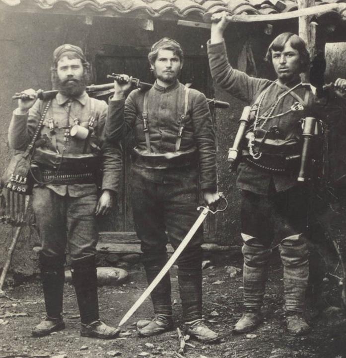 Балканские четники