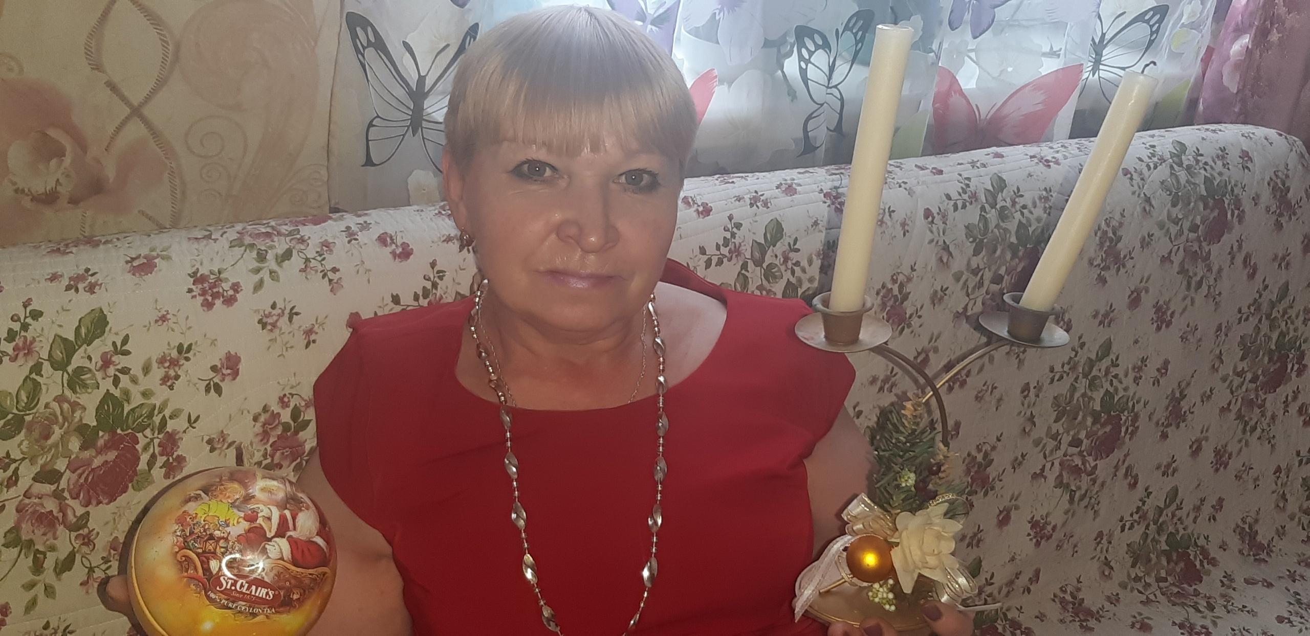 Galina, 54, Magnitogorsk