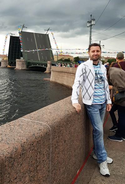 Роман Дубровин, Санкт-Петербург