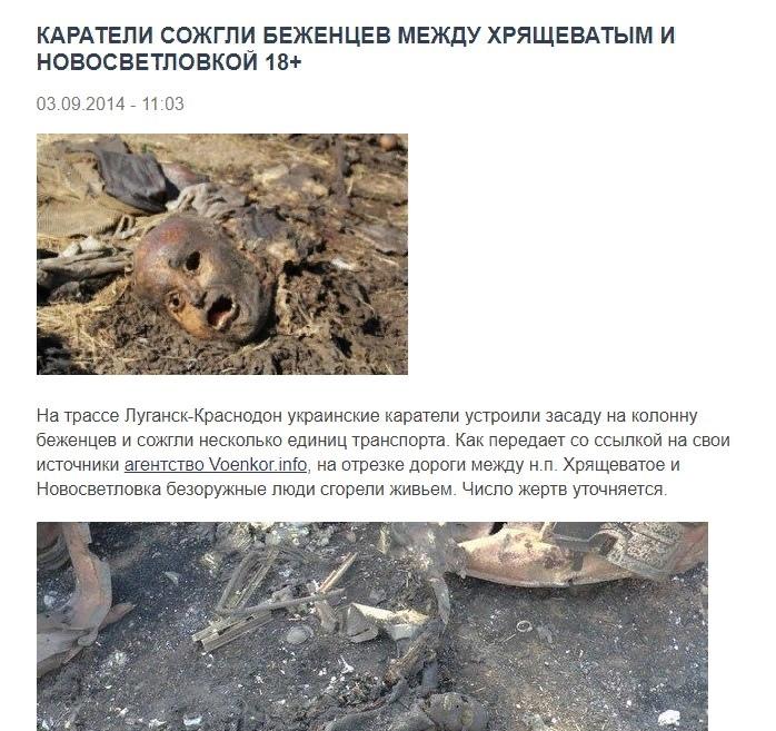 Откровения убийцы… или кого Европа покрывает…, изображение №7