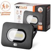 Прожектор светодиодный WOLTA WFL-30W/05s, 5500K, 30 Вт LED, IP65
