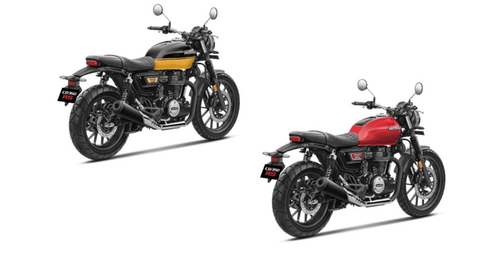 Мотоцикл Honda CB350 RS Scrambler 2021